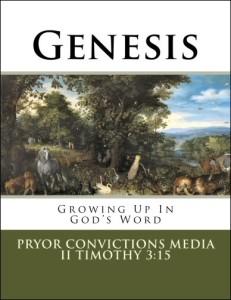 Genesis book cover